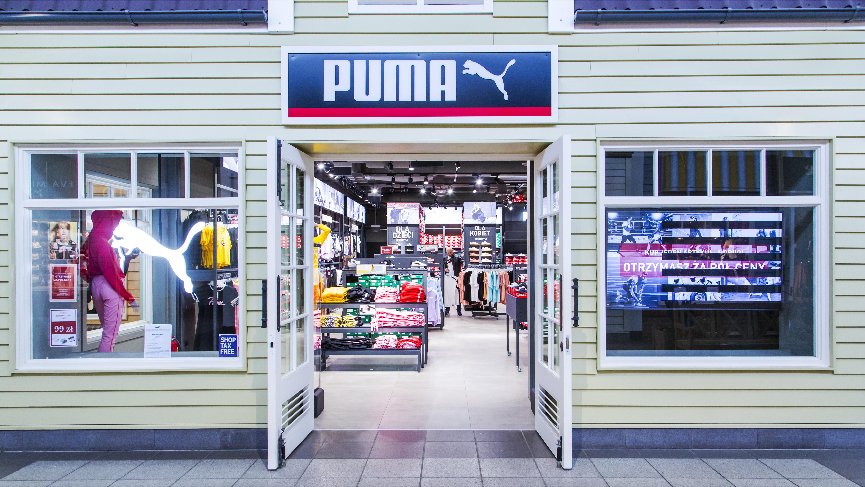 ekskluzywny asortyment szczegóły dla wyprzedaż resztek magazynowych Puma